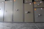 Дизайнерски сейф за магазин за бижута