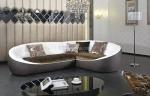 диван заоблен дизайнерски по поръчка