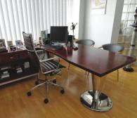 Стилно обзавеждане за директорски кабинет