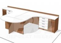 цены  обстановка заказной роскошною мебелью для офисов