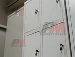 Метални шкафове за фитнес зали, от висококачествена стомана