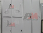 Евтини метални шкафове за фитнес зали