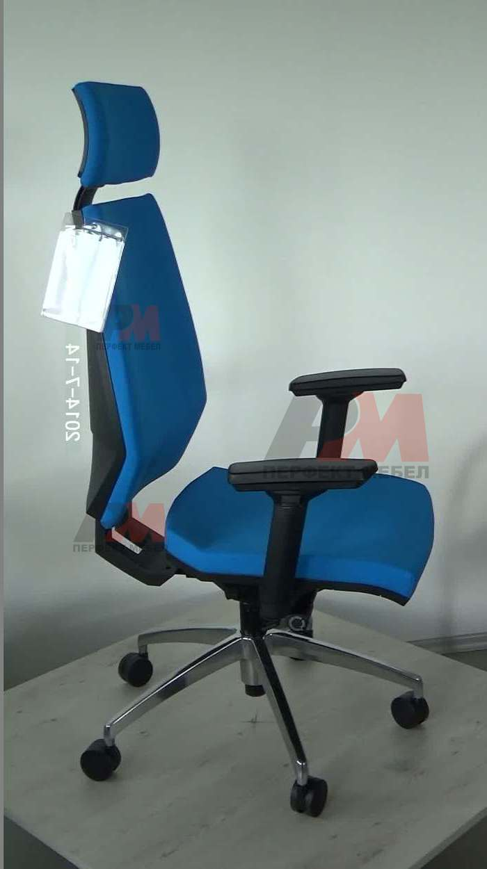 сини офис столове за Вашия офис с дизайн