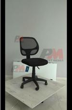 черни евтини офис столове  с кожа или дамаска луксозно изпълнение